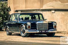 Mercedes 600 (W100). Dubai, UAE. From the Shadows   Crank and Piston Car Culture Lifestyle Community
