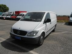 Mercedes-benz Vito 2.2 109 CDI a 7.000 Euro | Transporter | 200.000 km | Diesel | 65 Kw (88 Cv) | 09/2006