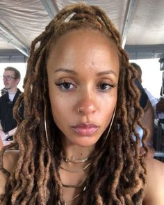 Tips To Keep Your Skin Young And Beautiful – Skin Care Queen Dreads Styles, Curly Hair Styles, Natural Hair Styles, Dreadlock Styles, Dreadlock Hairstyles, Braided Hairstyles, Natural Hair Inspiration, Black Girls Hairstyles, Grunge Hair