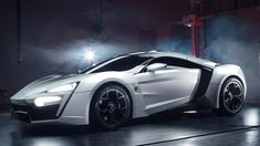 W Motors Lykan Hypersport | 750 H.P. Twin-Turbocharged, Horizontally Opposed Six-Cylinder | $3,400.000
