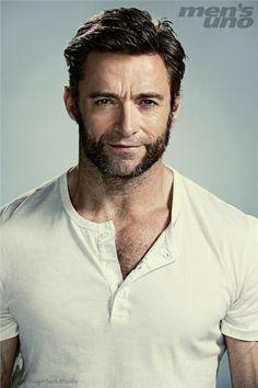 Hugh Jackman aka Wolverine 2013