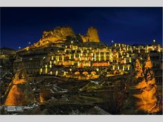 Turkey - Cappadocia - Nevsehir - Cave Resort & SPA - Luxury - fruit basket - cocktails - pool - romantic - wine cellar guided tours on foot or by hot air balloon - Approx £200-£275pp/night