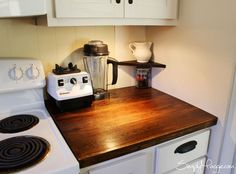 Supreme Kitchen Remodeling Choosing Your New Kitchen Countertops Ideas. Mind Blowing Kitchen Remodeling Choosing Your New Kitchen Countertops Ideas. Diy Butcher Block Countertops, Wooden Countertops, Cheap Countertops, Kitchen Countertops, Butcher Blocks, Kitchen Counter Diy, Laminate Counter, Granite Countertop, Concrete Counter