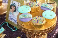 Aladdin Themed Princess Birthday Party via Kara's Party Ideas KarasPartyIdeas.com