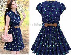 Western Summer Dresses - RP Dress