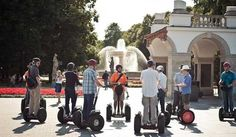 Segway Tour Warsaw Segway Tour Warsaw    Hop aboard your own personal Segway for a 3-hour small-group romp through Warsaw's historic highlights, led by a certified local tour guide. You'll see the Presidential Palace,... #Event #Culture  #Tour #Backpackers #Tickets #Entertainment
