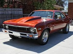 We love Muscle cars. Everything you need to know about Muscle cars. - For Daily Car News, Readers Rides, Daily best Muscle car buys. Old Muscle Cars, Chevy Muscle Cars, Best Muscle Cars, American Muscle Cars, General Motors, Rat Rods, Best Suv Cars, Chevy Nova, Sweet Cars