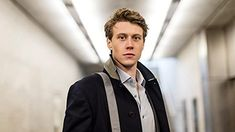 George MacKay in Neil Gaiman's Likely Stories George Mackay, Richard Madden, Neil Gaiman, George Orwell, Henry David Thoreau, Friedrich Nietzsche, Sunshine On Leith, Daniel Brühl, Captain Fantastic