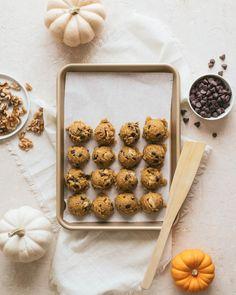 Sourdough Bread Starter, Pumpkin Chocolate Chip Cookies, Canned Pumpkin, No Bake Cookies, Cookie Dough, Cookie Recipes, Sweet Treats, Yummy Food, Favorite Recipes