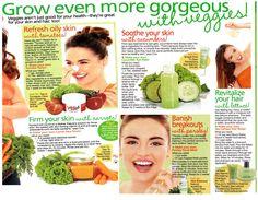 Veggies Beauty Products