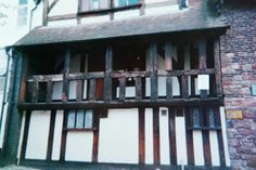 Gallery, part of the Camelias Tea Room, in Fish Street Shrewsbury
