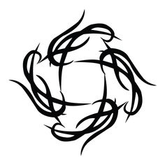Dragon Age: Origins loading screen symbol would actually make a cool tattoo...