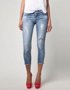 Bershka República Dominicana - Jeans Bershka cremallera