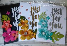 Julie Kettlewell - Stampin Up UK Independent Demonstrator - Order products 24/7: Just for You in Black/White