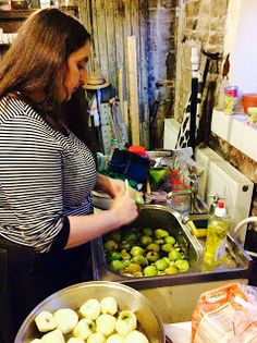 Preserving our Apples