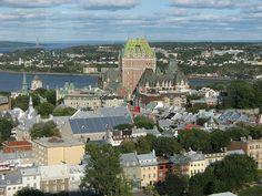 Quebec City by sarhaynes, via Flickr