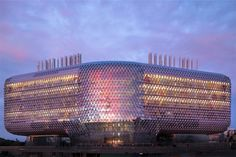 South Australian Health and Medical Research Institute by Wood Bagot