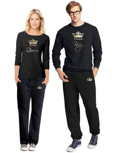 6e56a810afa The Royal Couple - Matching Pajama Set For Couples By Royal Family- Limited  Edition For The Holidays -  119 Couple Matching PJ Set   His   Hers  Christmas ...