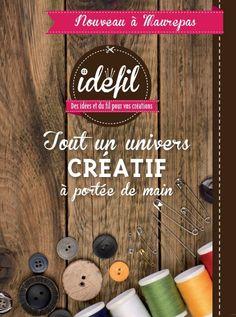 IDEFIL en région parisienne ouvre ses portes ! https://www.facebook.com/pages/Idefil/407957089358517
