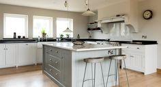 Shaker Kitchen // deVOL Kitchens
