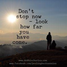 #wisdom quote! Pinned from www.debbiecharles.com