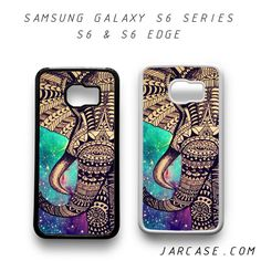 elephant aztec Phone case for samsung galaxy S6 & S6 EDGE