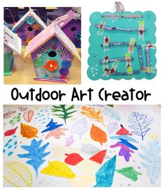 Outdoor Art Creator Badge- Brownie Girl Scouts #outdoor #art #badge #brownie #outdoorartbadgebrownie Last year, my 3rd grade Girl Scout troop did a variety of art projects. One of the badges we earned was the Outdoor Art Creator Badge. Here are some of the activities we did to earn the badge. I th… Girl Scout Swap, Girl Scout Troop, Scout Leader, Girl Scout Daisy Activities, Girl Scout Badges, Daisy Girl Scouts, Brownie Girl Scouts, Outdoor Art, Elementary Art