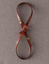 Bow Tie Belt.  Boden USA.