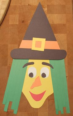 1000 ideas about halloween paper crafts on pinterest for Things to make out of construction paper