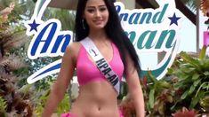 Miss Universe Myanmar 2019 Contestant: Swe Zin Htet - YouTube