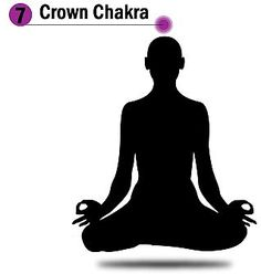 Let go of your Ego, make wise decisions, connect with your higher wisdom, allow your creativity to flow, and find your purpose in life with CROWN CHAKRA HEALING.