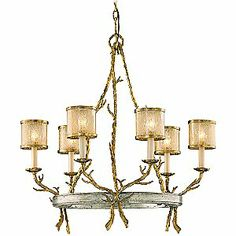 Special Offers Available Click Image Above: Parc Royale Chandelier By Corbett Lighting