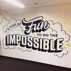 "It's kind of #fun to do the #impossible. By @youbringfire. | Tag us and use ""#50words"" for a regram 
