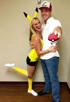 Which Halloween couple costume you are planning to wear? Look for these 33 funny and creepy Halloween couple costumes ideas. Best Halloween couples costumes to try this year.
