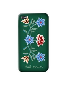 Grønn Nordlandsbunad(hardcase) til mobil m/ ditt navn. iPhone case with Norwegian Bunad print. Going Out Of Business, Norway, Personal Style, Iphone Cases, Folklore, Countries, How To Make, Store, Art