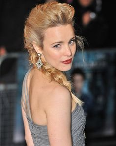 Rachel McAdams....THE HAIR!