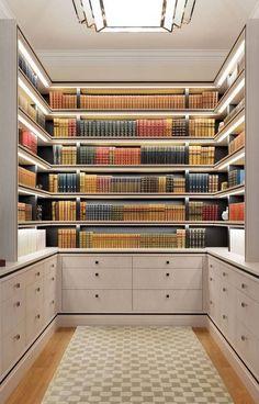 Personal Library, Home Decor, Decoration Home, Room Decor, Home Interior Design, Home Decoration, Interior Design