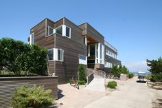 House on Fire Island - Architizer