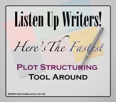 I used to over plot - I'd plot till I was blue in the face and blocked myself for a week. That was, until I discovered the fastest plot structuring tool there is.