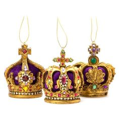 Crown Christmas Ornaments.17 Best Christmas Ornaments Images All Things Christmas