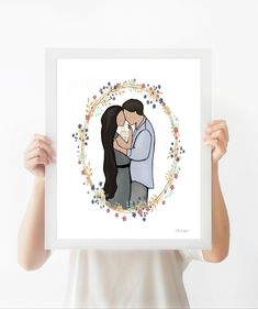 Another custom done! #dillydesignsart #hairgoals #miscarrige #keepsake #gifts #infantloss #familyportrait #familyart #facelessfamily #couple #love #eternity Face L, Sorry For Your Loss, Child Loss, Prayer For You, Infant Loss, Sympathy Gifts, Art File, In Loving Memory