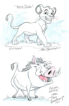 Lion King team up by tombancroft.deviantart.com on @deviantART