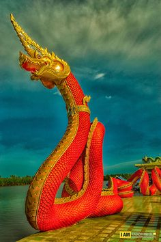 Naga in Thailand