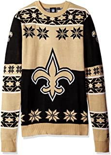 Amazon.com : saints ugly christmas sweater Mens Ugly Christmas Sweater, Ugly Sweater, Holiday Sweaters, Kanye West Shirt, Remember The Titans, Nfc West, Long Sleeve Turtleneck, American Apparel, Being Ugly