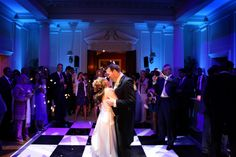 First Dance in our beautifully lit Centre Hall