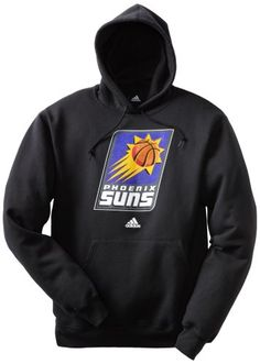 NBA Phoenix Suns Primary Logo Hoodie, Medium, Black - http://weheartlakers.com/around-nba/nba-phoenix-suns-primary-logo-hoodie-medium-black