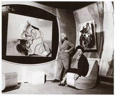 Peggy Guggenheim: Art Addict A documentary by Lisa Immordino Vreeland