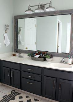 $300 Master Bathroom Remodel