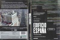 Edificio España [Vídeo] = The Building / un documental de Víctor Moreno Q Cine 4389 http://encore.fama.us.es/iii/encore/record/C__Rb2657600?lang=spi