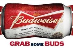 Budweiser looking to score big with bowtie cans